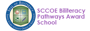 SCCOE Biliteracy Pathways Award School